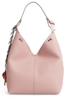 Anya Hindmarch Small Leather Hobo - Pink