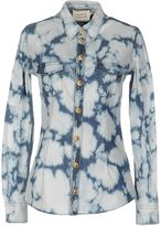 Fausto Puglisi Denim shirts