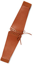 New York & Co. Whipstitch Corset Belt