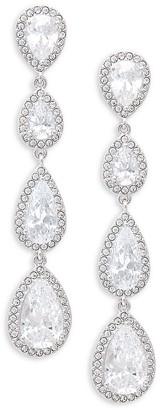 Adriana Orsini Crystal Teardrop Earrings