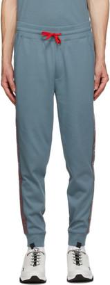 HUGO BOSS Grey Logo Tape Lounge Pants
