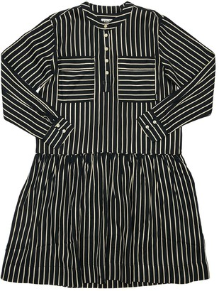 Molo Striped Viscose Dress