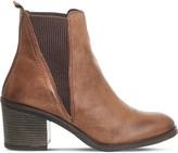Office Lasoo mid-heel chelsea boots