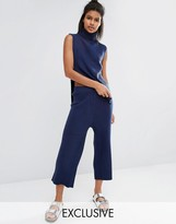 Micha Lounge Knitted Culottes