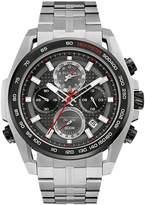 Bulova Men's Men's Precisionist Stainless Steel Chronograph Watch
