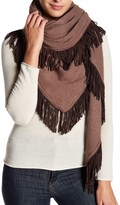 In Cashmere Two Toned Cashmere Scarf