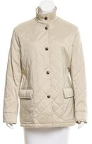 Loro Piana Lightweight Quilted Jacket