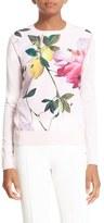 Ted Baker Women's 'Dalhii - Citrus Bloom' Sweater