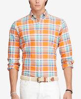 Polo Ralph Lauren Men's Plaid Oxford Shirt