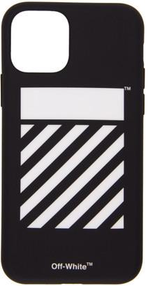 Off-White Black Diagonal iPhone 11 Pro Case