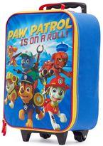 """Fab Kids Paw Patrol """"On A Roll"""" 16-Inch Wheeled Luggage"""