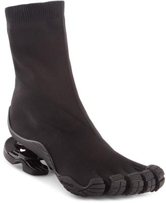 Balenciaga x Vibram Toe Sock Boot