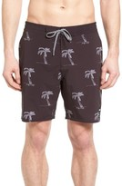Billabong Men's X Warhol Palms Lo Tide Board Shorts