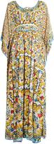 Dolce & Gabbana Majolica-print silk kaftan