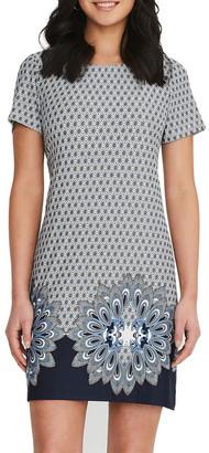 Stella Geo Ocean Dress