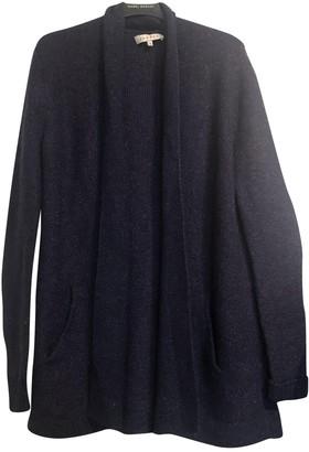 Sandro Blue Wool Knitwear for Women