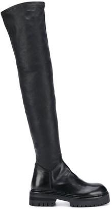 Ann Demeulemeester Thigh-High Boots