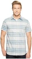 The North Face Short Sleeve Sykes Shirt Men's Short Sleeve Button Up