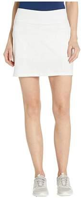 Lole Cross Court Skort (White) Women's Skort