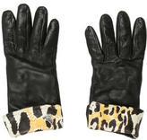 Roberto Cavalli Short Leather Gloves