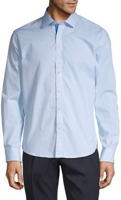 Saks Fifth Avenue Printed Button-Down Shirt