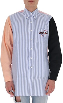 Prada Colour Block Shirt