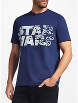 Star Wars Logo T-shirt, Blue