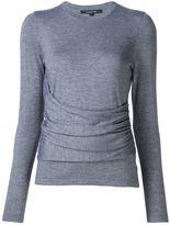 Derek Lam round neck jumper - women - Silk/Cashmere - XS