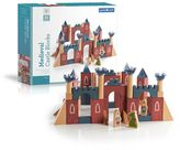 Guidecraft 61-pc. Medieval Castle Blocks Set