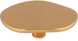 Michael Aram Ripple Large Knob - Golden