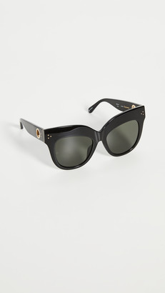 Linda Farrow Luxe Dunaway Sunglasses
