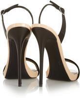 Giuseppe Zanotti Coline two-tone patent-leather sandals