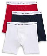 Tommy Hilfiger Three-Pack Cotton Boxer Briefs