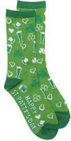K. Bell Women's St. Patrick Icons Women's Crew Socks