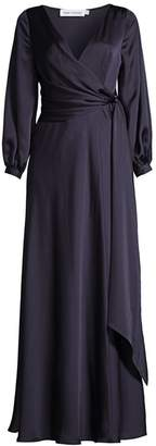 Fame & Partners The Casella Wrap Gown