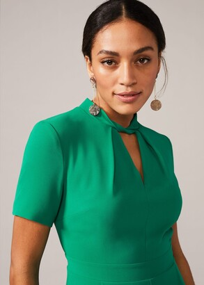 Phase Eight Constance Cropped Jumpsuit