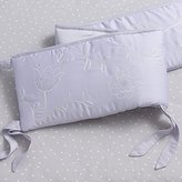 Lambs & Ivy French Lavender Bumper by