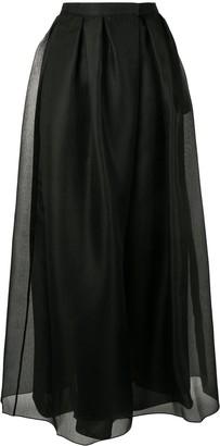 Giorgio Armani Flared Style Skirt