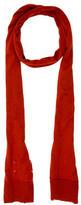 Maison Margiela Cashmere Knit Scarf