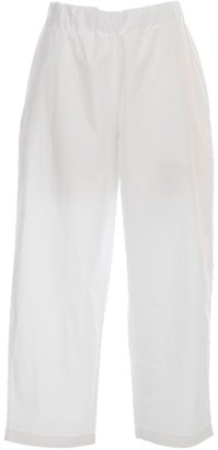 Labo.Art Elastic Pants W/lapel