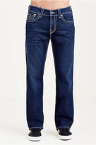 True Religion Hand Picked Bootcut Flap Big T Mens Jean