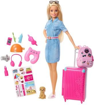 Barbie Travel