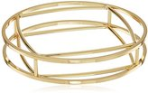 "Trina Turk Adrift"" Geometric Gold Bangle Bracelet"