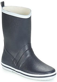 BeOnly Be Only EMMA women's Wellington Boots in Blue