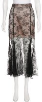 Alice McCall Lace Midi Skirt w/ Tags
