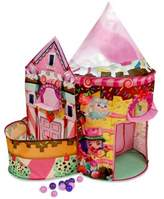 Play-Hut Playhut® Cubetopia Castle Play Tent