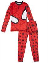 Boys 4-18 Climatesmart Marvel Spider-Man 2-Piece Base Layer Set