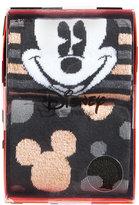 Disney Women's 2-Pk. Mickey Mouse Boxed Crew Socks