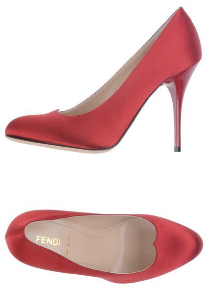 Fendi Closed-toe slip-ons