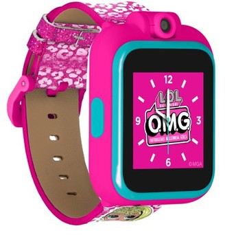 iTouch LOL Suprise! O.M.G. Smartwatch: Camera, Learning Games, Birthday Gift for Girls (Lady Diva Print)